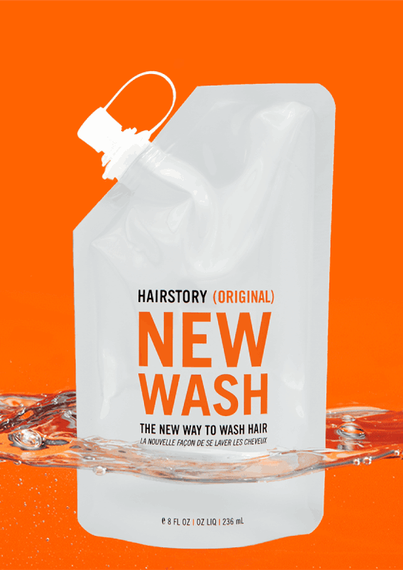 Hair Story - New Wash, Original