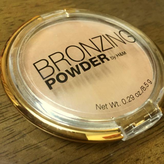 H&M - Bronzing Powder, Gorgeous Tan