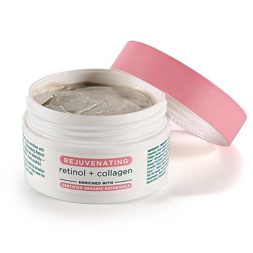 Earth Therapeutics - Dead Sea Mineral Clay Mask, Rejuvenating Retinol & Collagen