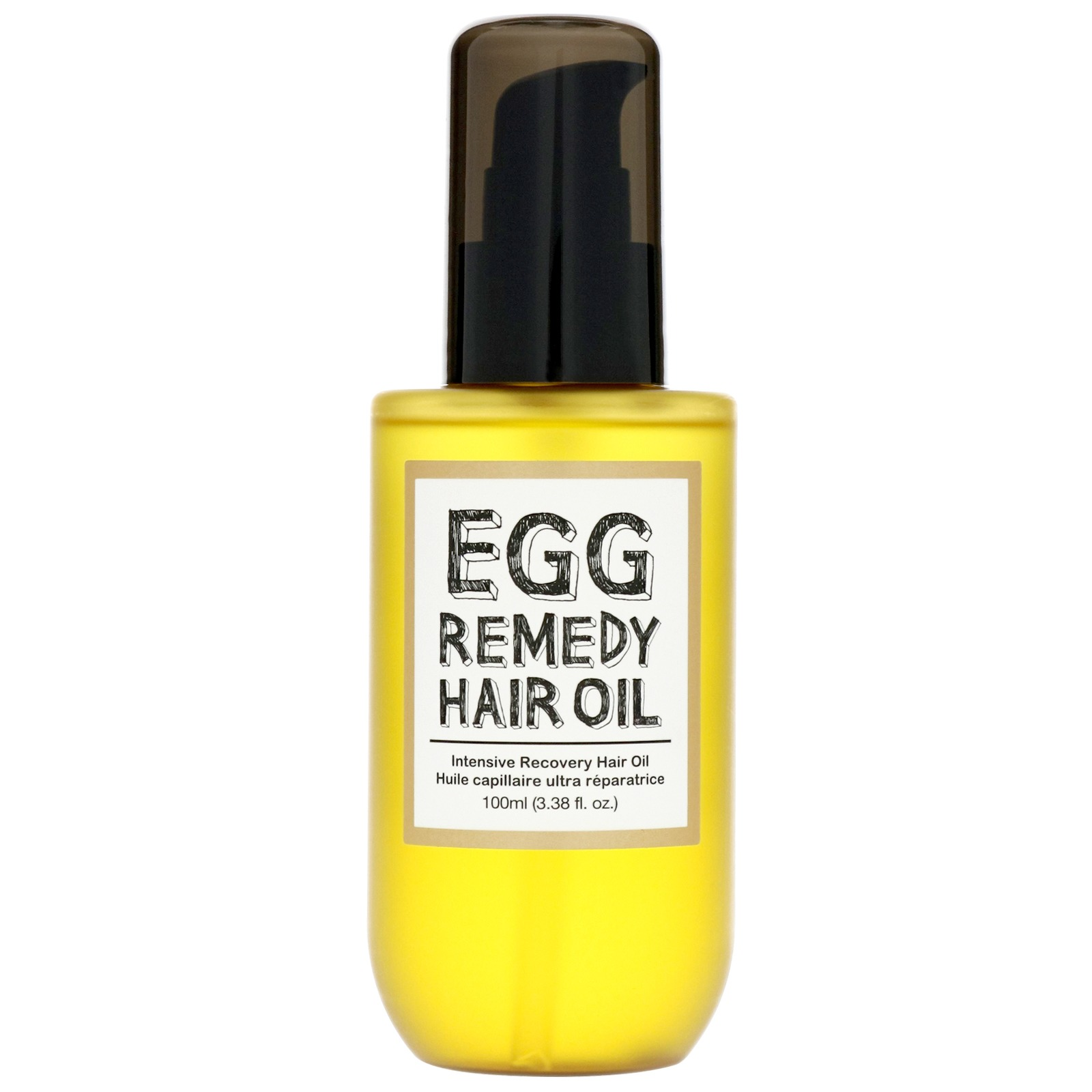 Too Cool For School - Egg Remedy Hair Oil