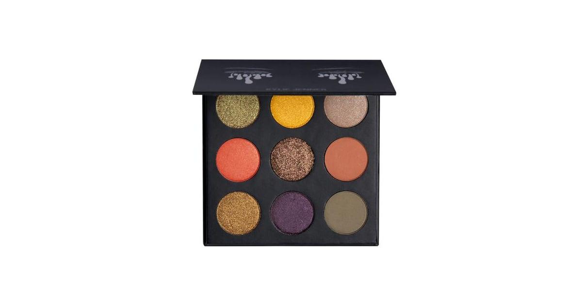 POPSUGAR Beauty Kylie Cosmetics Halloween 2018 Palette