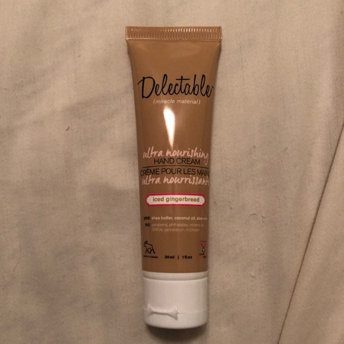 Cake Beauty - Delectable Iced Gingerbread Hand Lotion