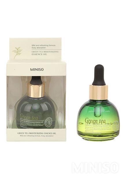 null - Green tea Moisturizing Essence Oil