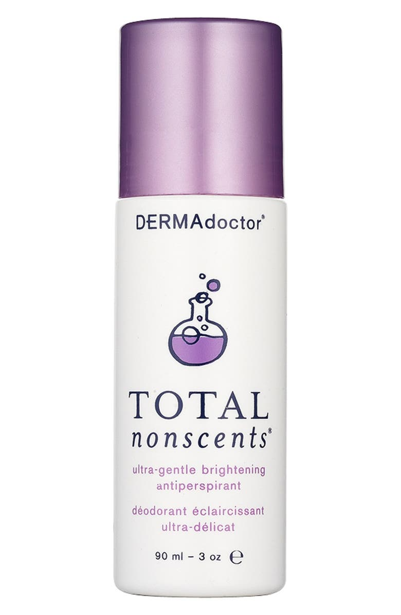 DERMAdoctor - DERMAdoctor 'Total Nonscents™' Ultra-Gentle Brightening Antiperspirant