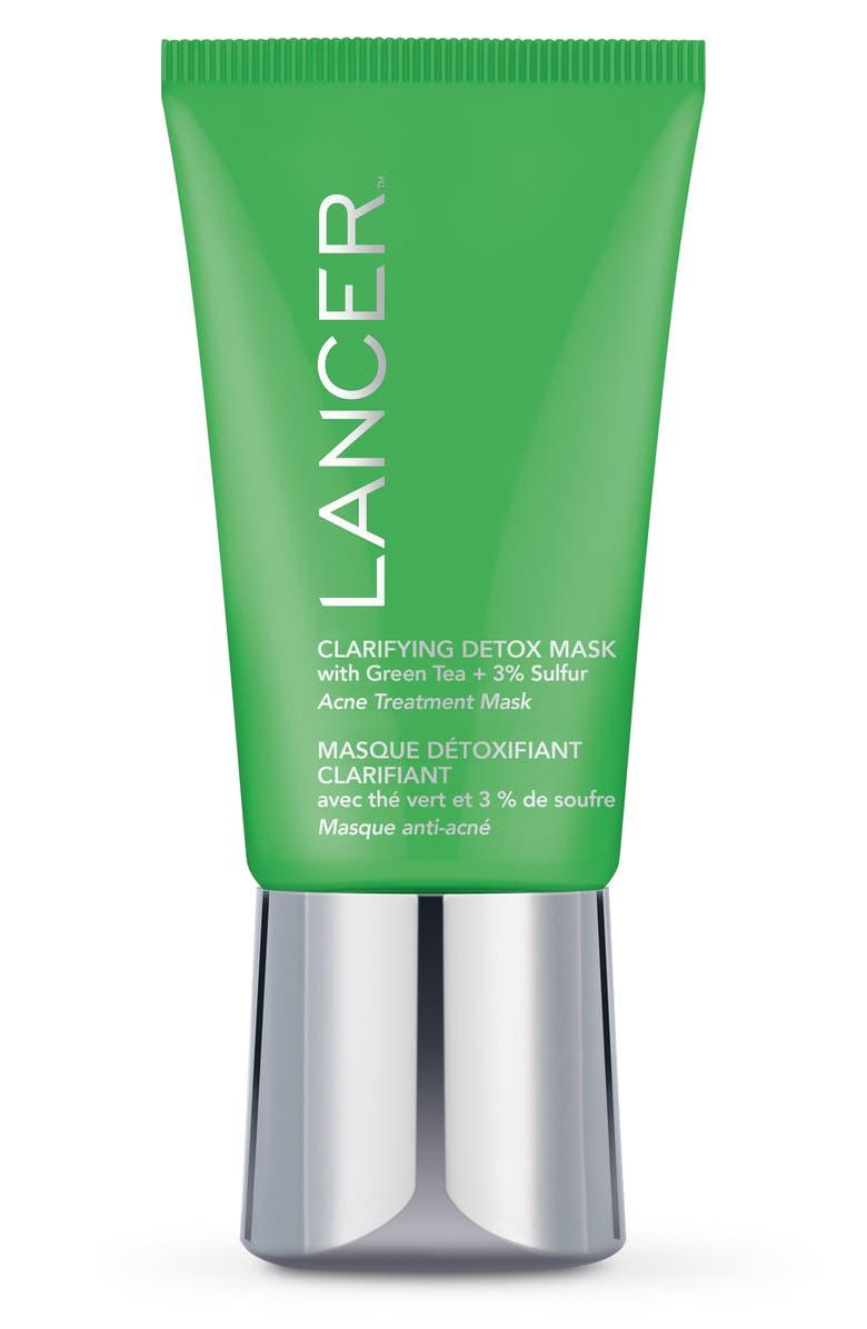 Lancer Skincare - Clarifying Detox Mask with Green Tea