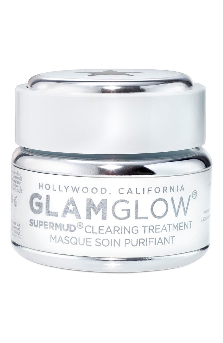 GlamGlow - Supermud Charcoal Instant Treatment Mask