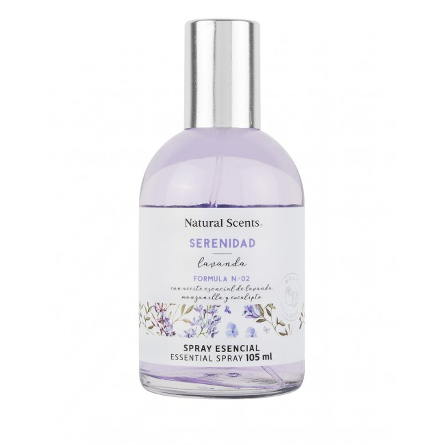 null - Spray Esencial Lavanda 115 ml