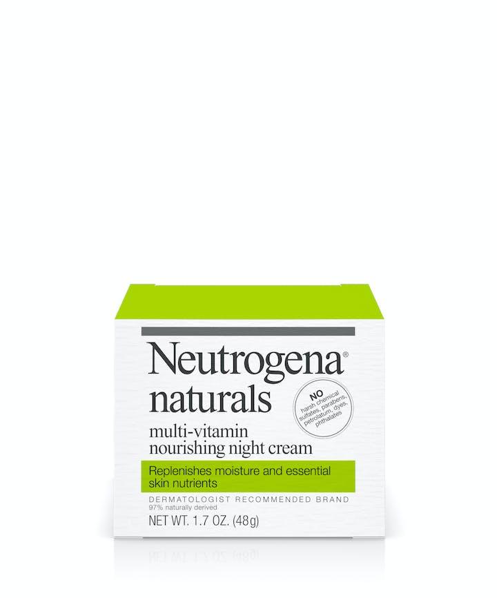 Neutrogena - Naturals Multi-Vitamin Nourishing Night Cream