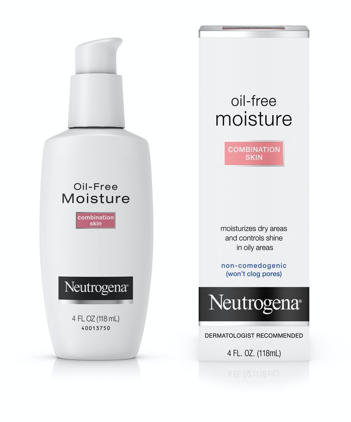 Neutrogena - Oil-Free Moisture - Combination Skin