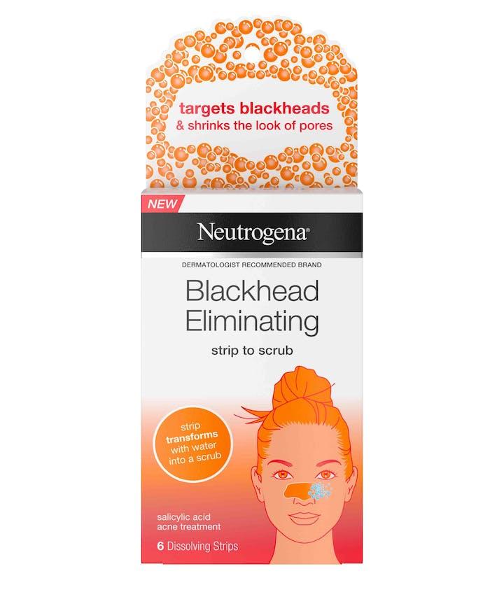 Neutrogena - Blackhead Eliminating Nose Strip to Scrub