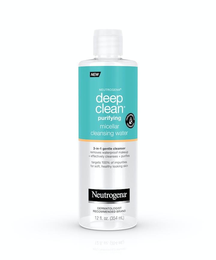 Neutrogena - Deep Clean® Purifying Micellar Cleansing Water