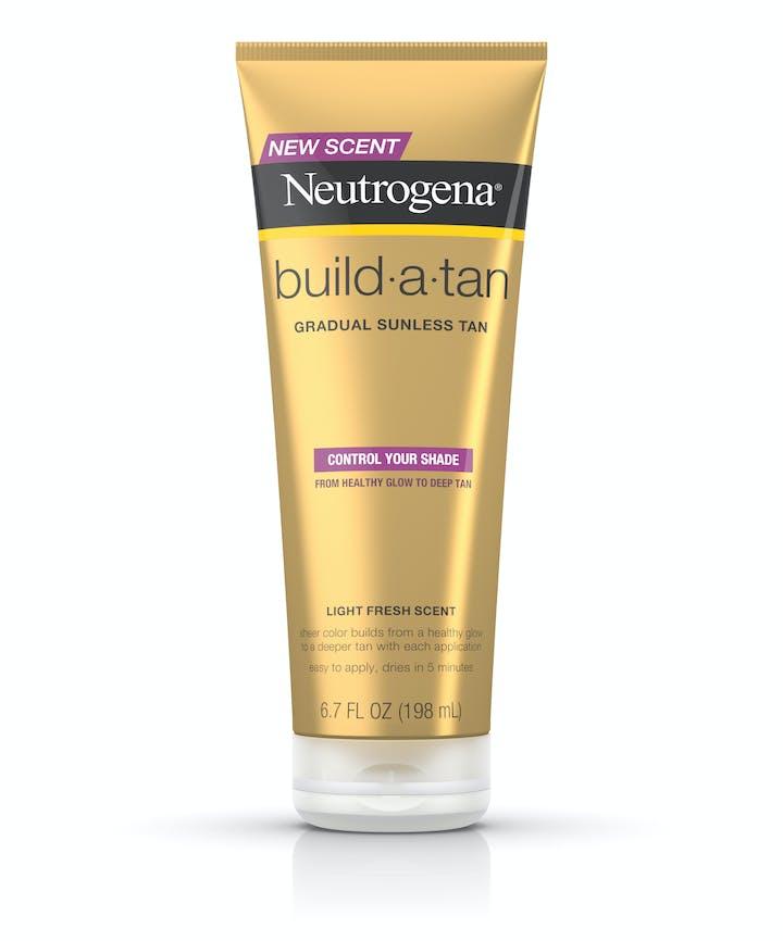 Neutrogena - Build-A-Tan Gradual Sunless Tan Lotion