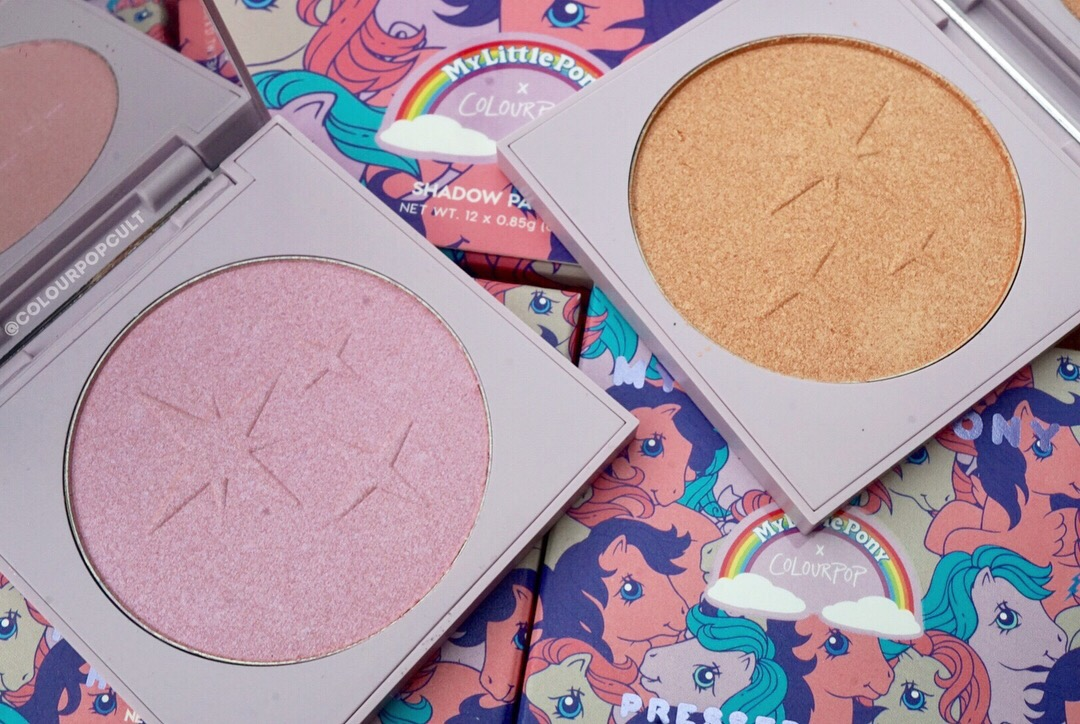 My Little Pony - My Little Pony x ColourPop: HIGHLIGHTERS!