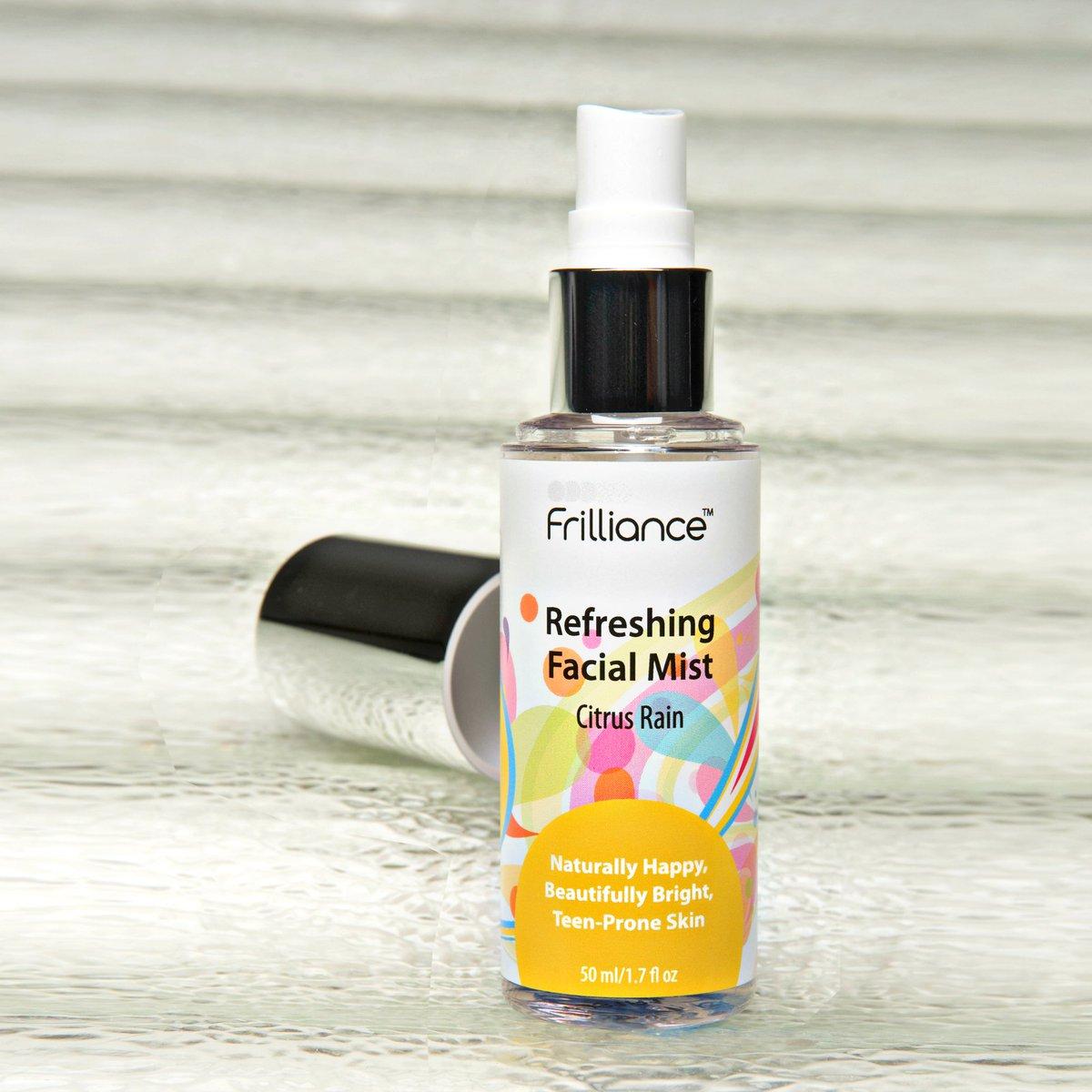 Fiona Frills Refreshing Facial Mist in Citrus Rain