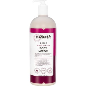 c.Booth - 4-in-1 Brazil Nut Rum Body Lotion