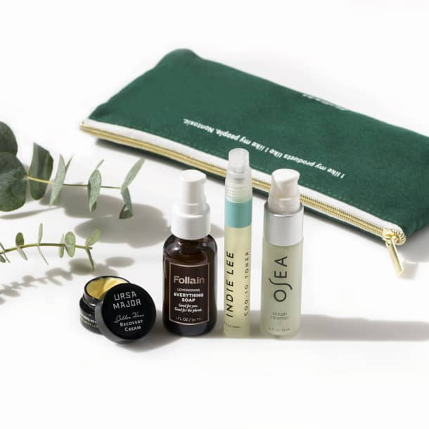 Follain - Clean Essentials Kit