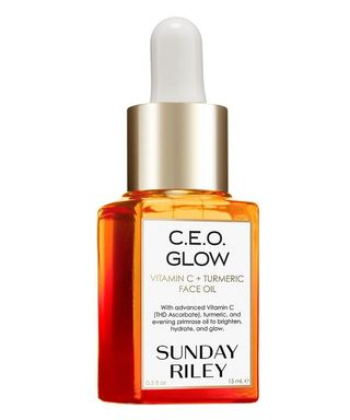 Sunday Riley C.E.O. GLOW Vitamin C + Tumeric Face Oil