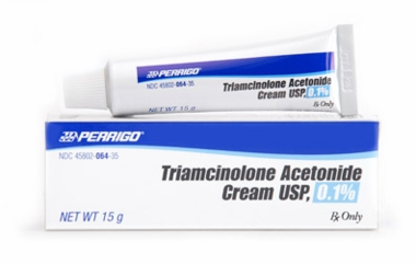 Triamcinolone Cream 0.1% (15 gm)