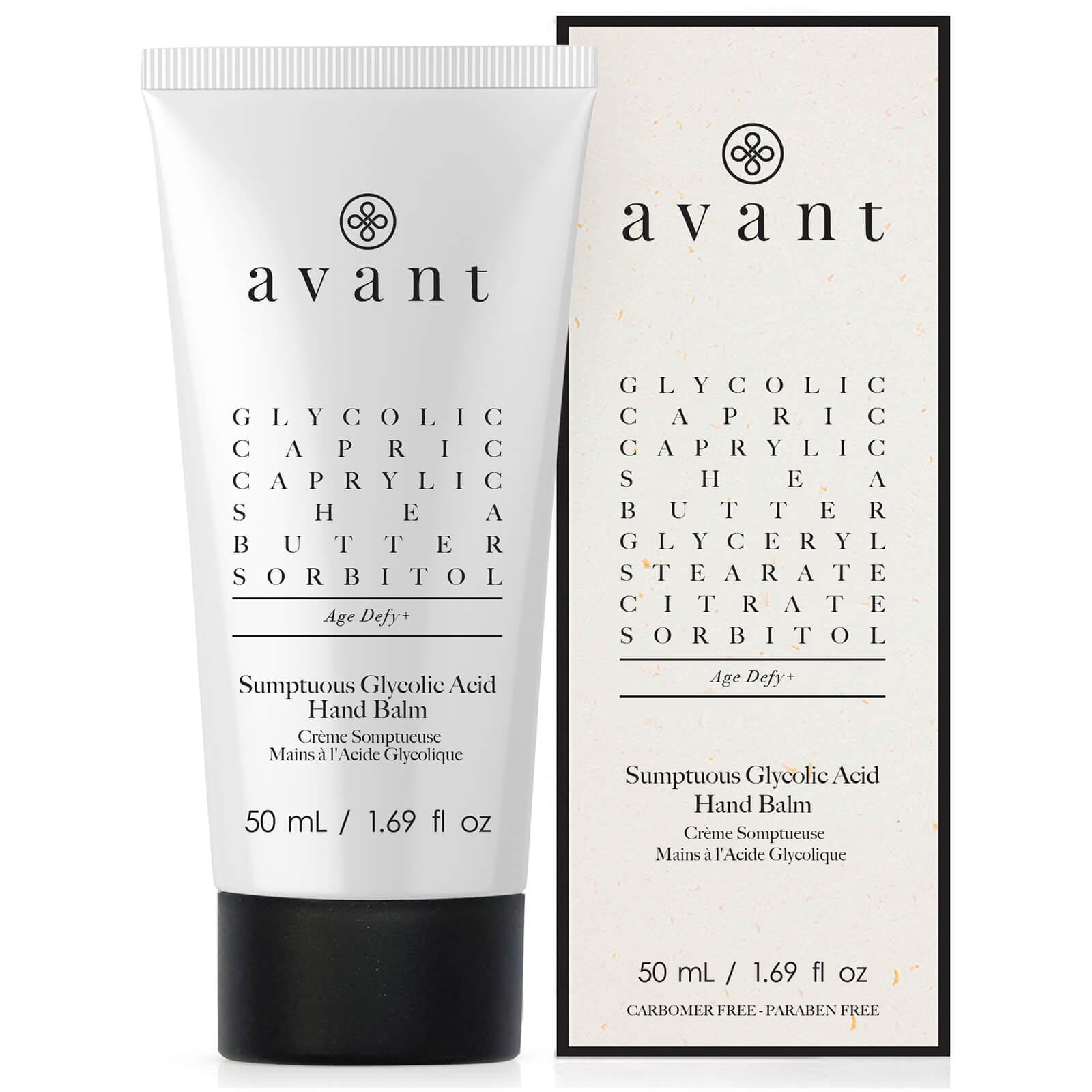 Avant Skincare - Avant Skincare Sumptuous Glycolic Acid Hand Balm 50ml