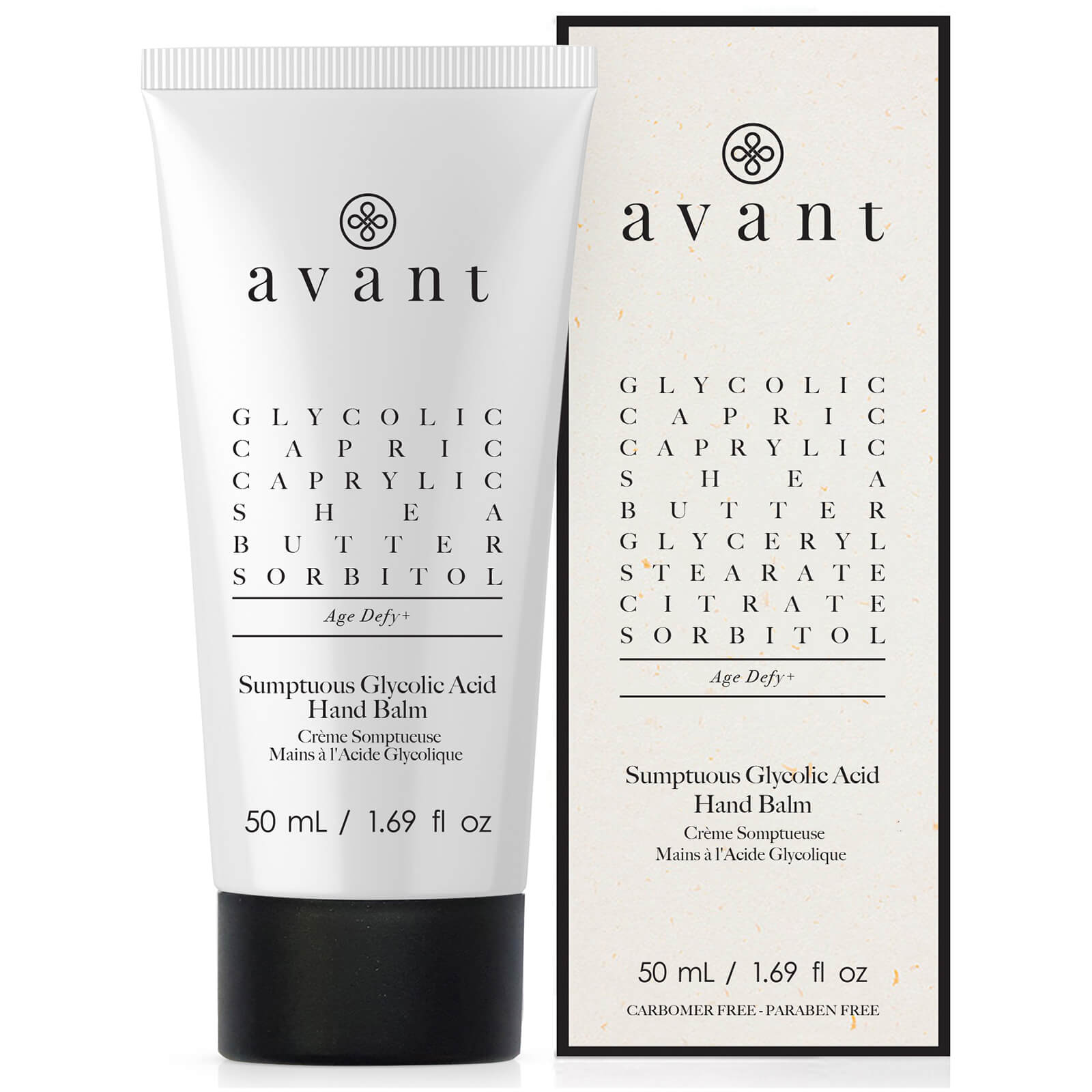 Avant Skincare - Sumptuous Glycolic Acid Hand Balm
