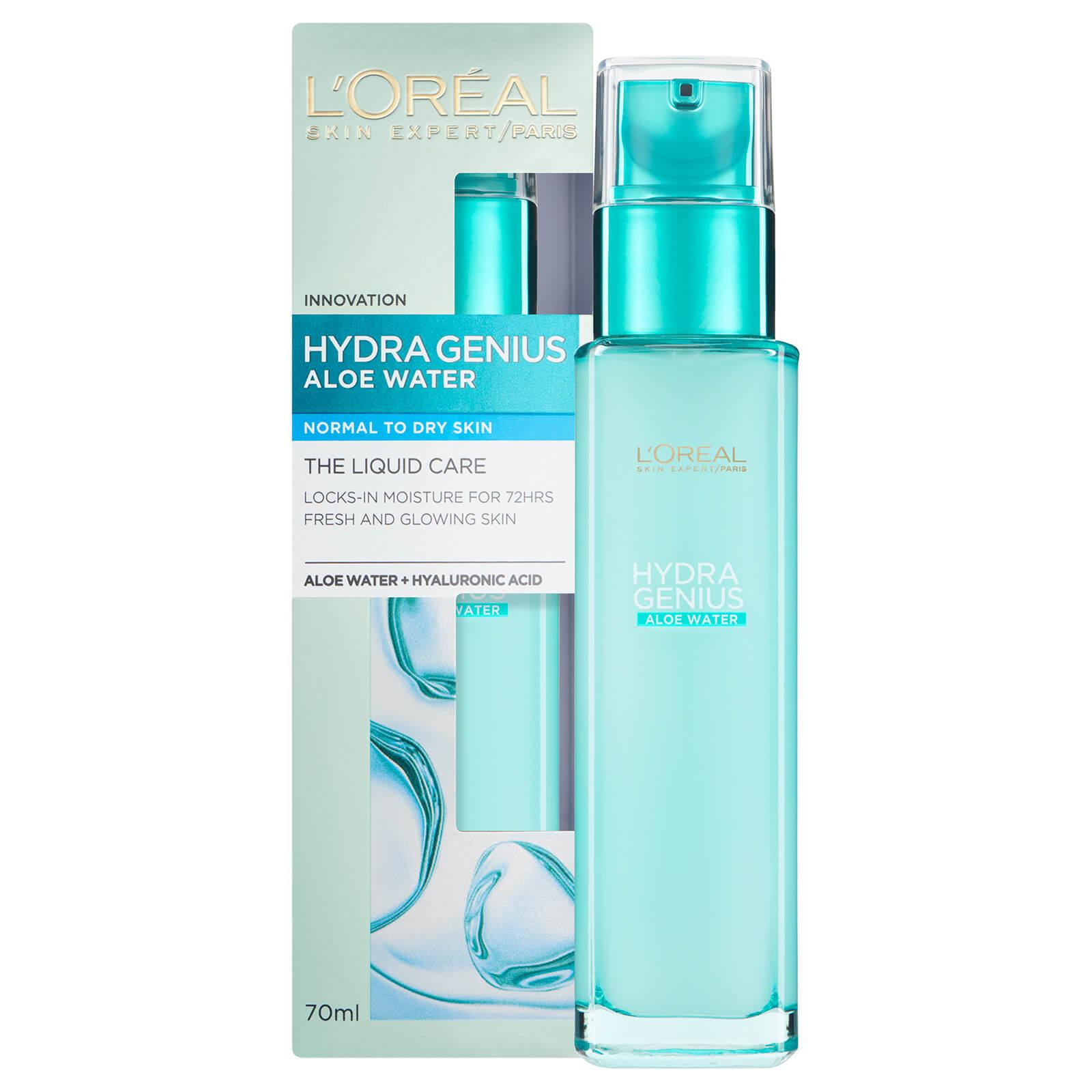 L'Oréal - L'Oréal Paris Hydra Genius Liquid Care Moisturiser Normal Dry Skin 70ml