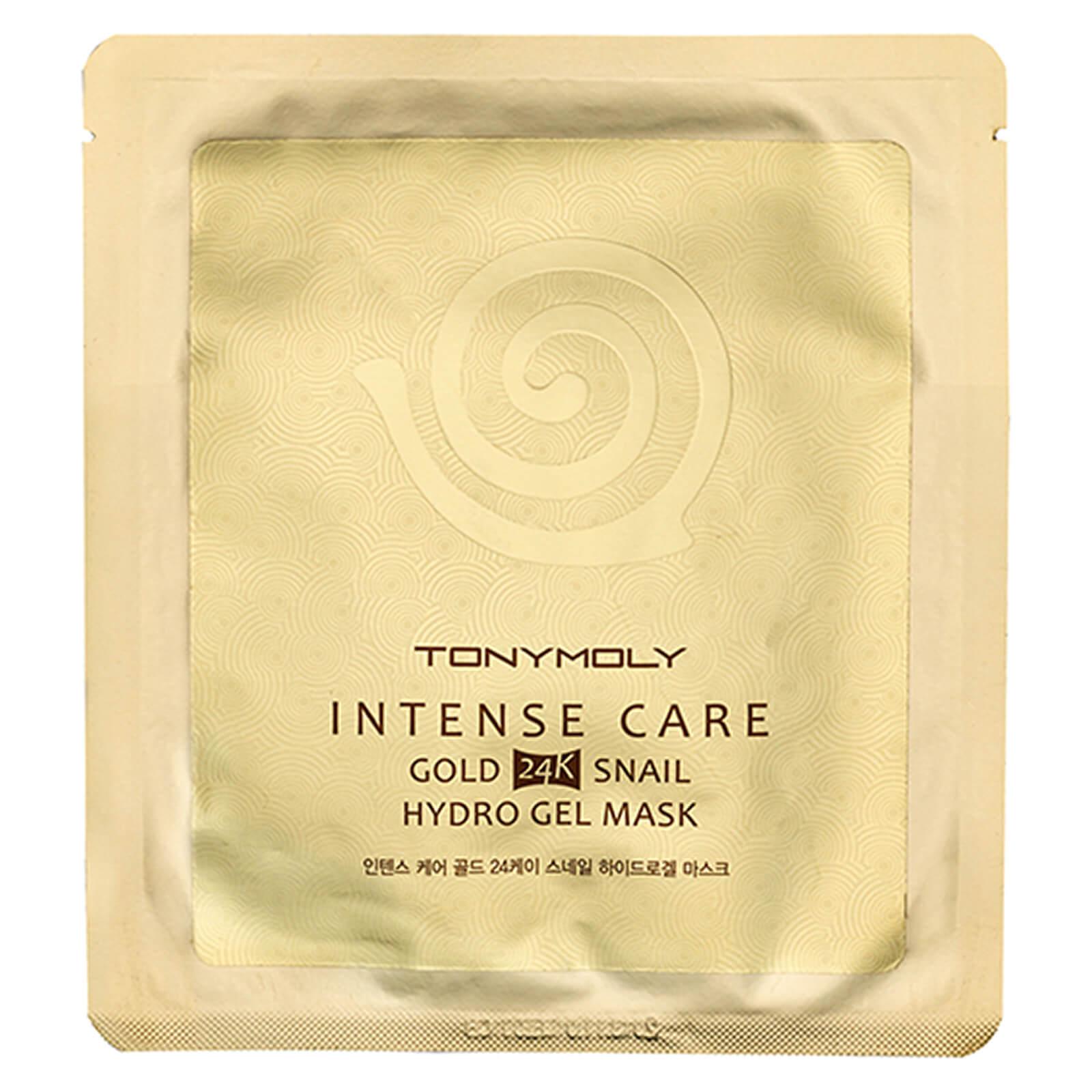 TONYMOLY - TONYMOLY Intense Care Snail Gold 24K Hydrogel Mask