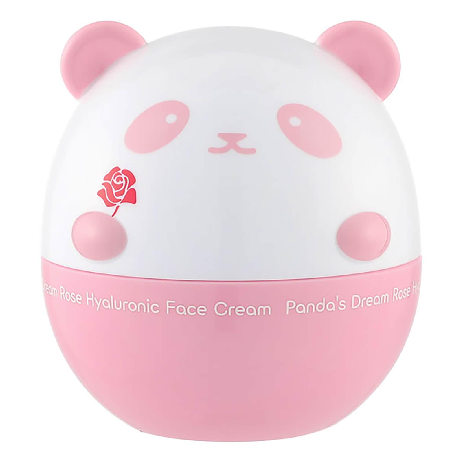 TONYMOLY - TONYMOLY Panda's Dream Rose Hyaluronic Face Cream