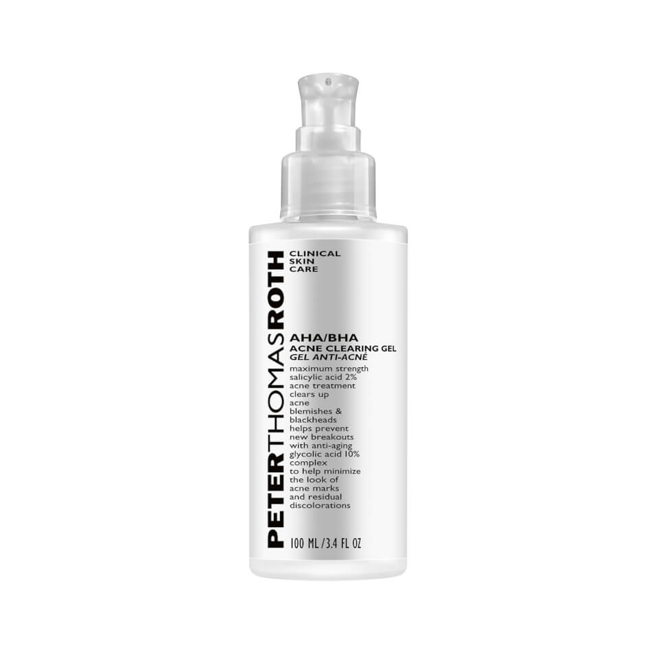 Peter Thomas Roth - AHA/BHA Acne Clearing Gel