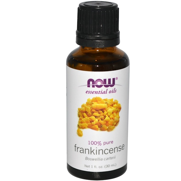 Now Foods Now Foods, Essential Oils, Frankincense, 1 fl oz (30 ml)