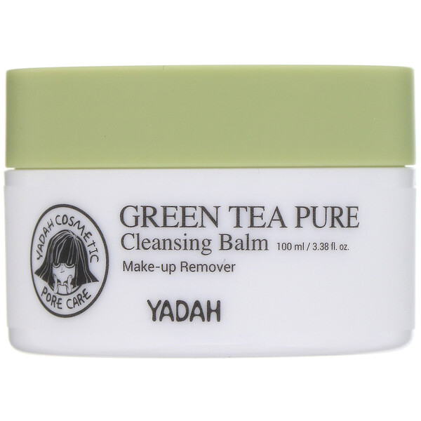 Save 15% on Select Items Offer Ends: March 26 Discount applied in cart. May not be combined with other discounts or specials. - Yadah, Green Tea Pure Cleansing Balm, 3.38 fl oz (100 ml)