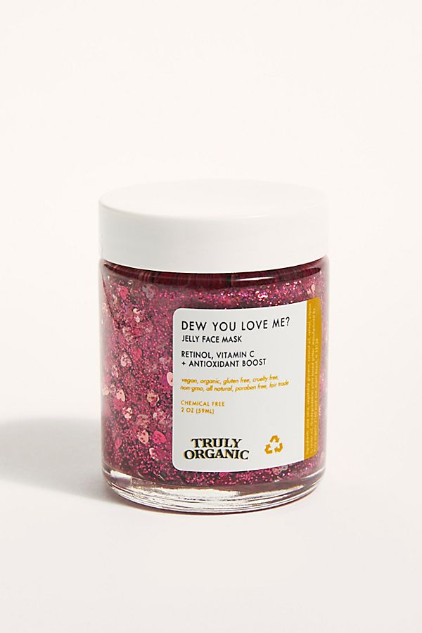 null - Truly Organic Dew You Love Me Mask
