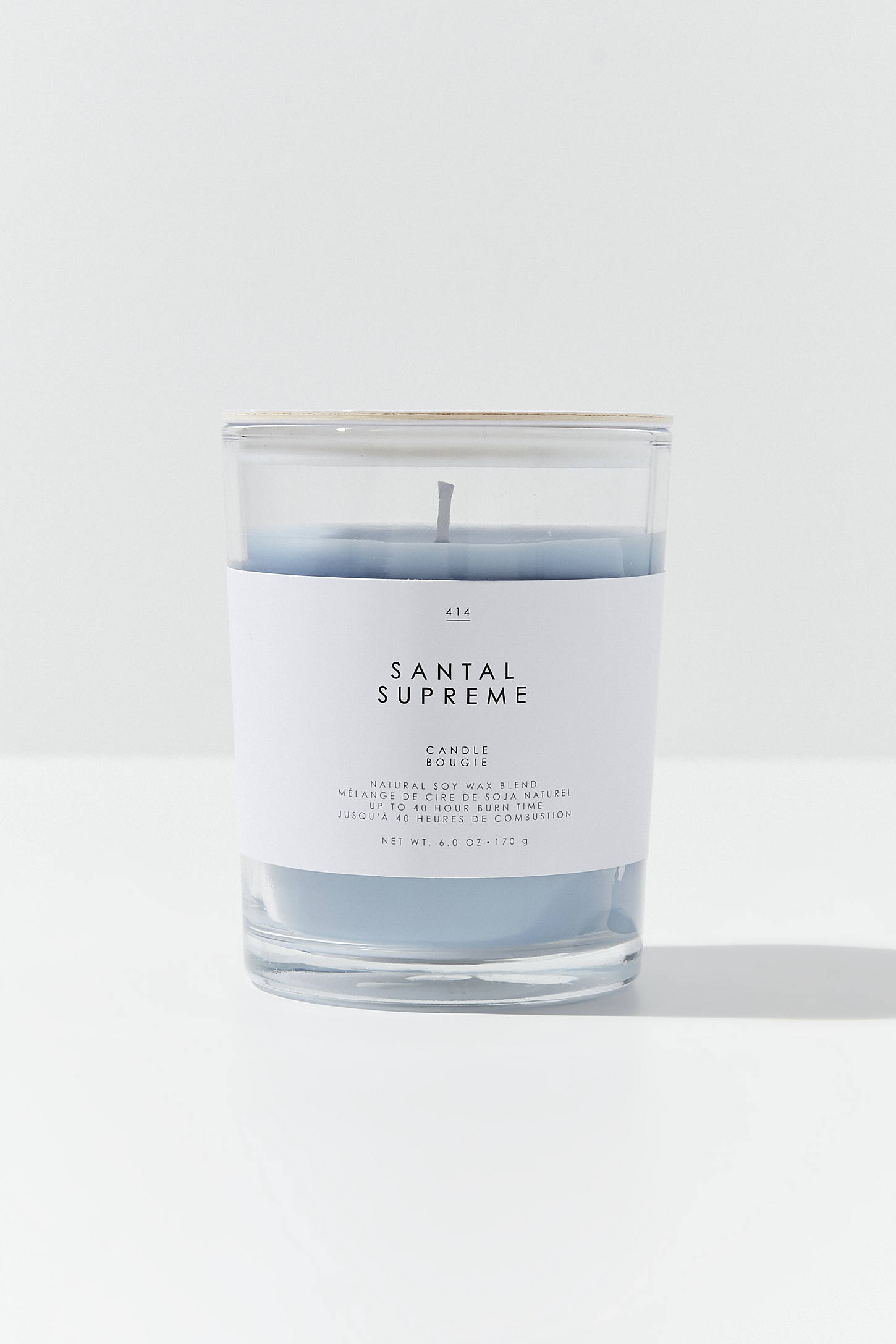Gourmand Soy Wax Candle