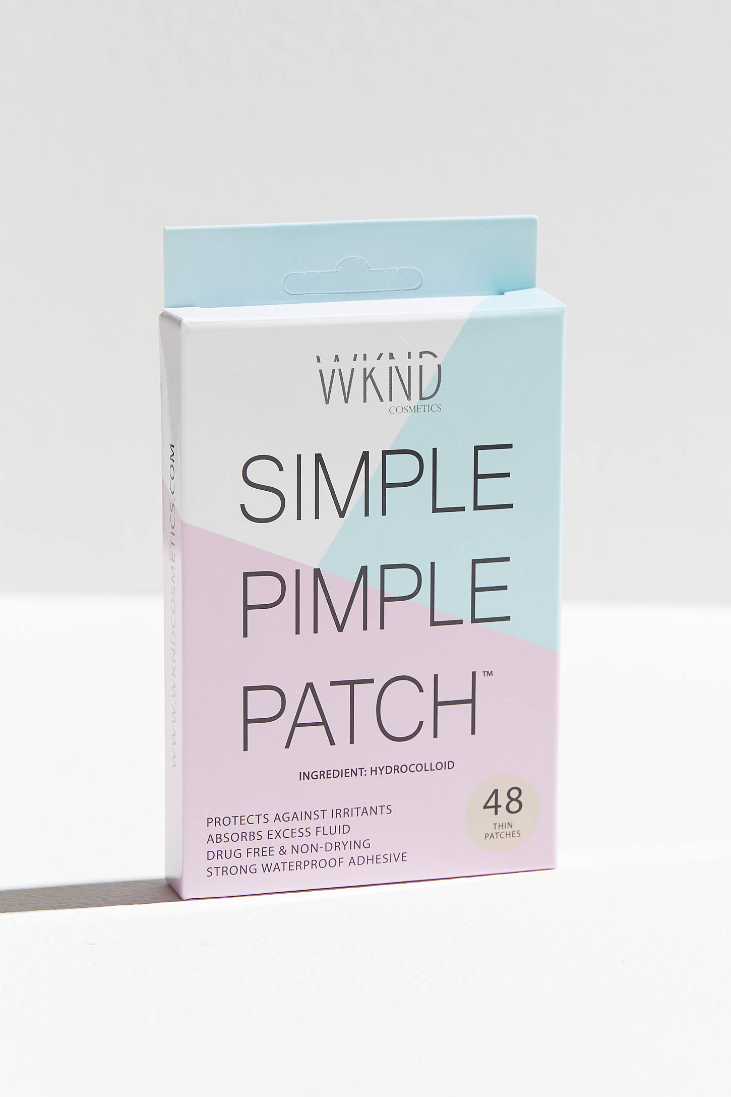 WKND Cosmetics Simple Pimple Patch