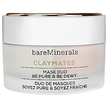 null - Claymates Be Pure & Be Dewy Mask Duo