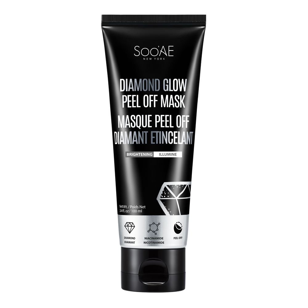 SooAE - Diamond Glow Peel Off Mask