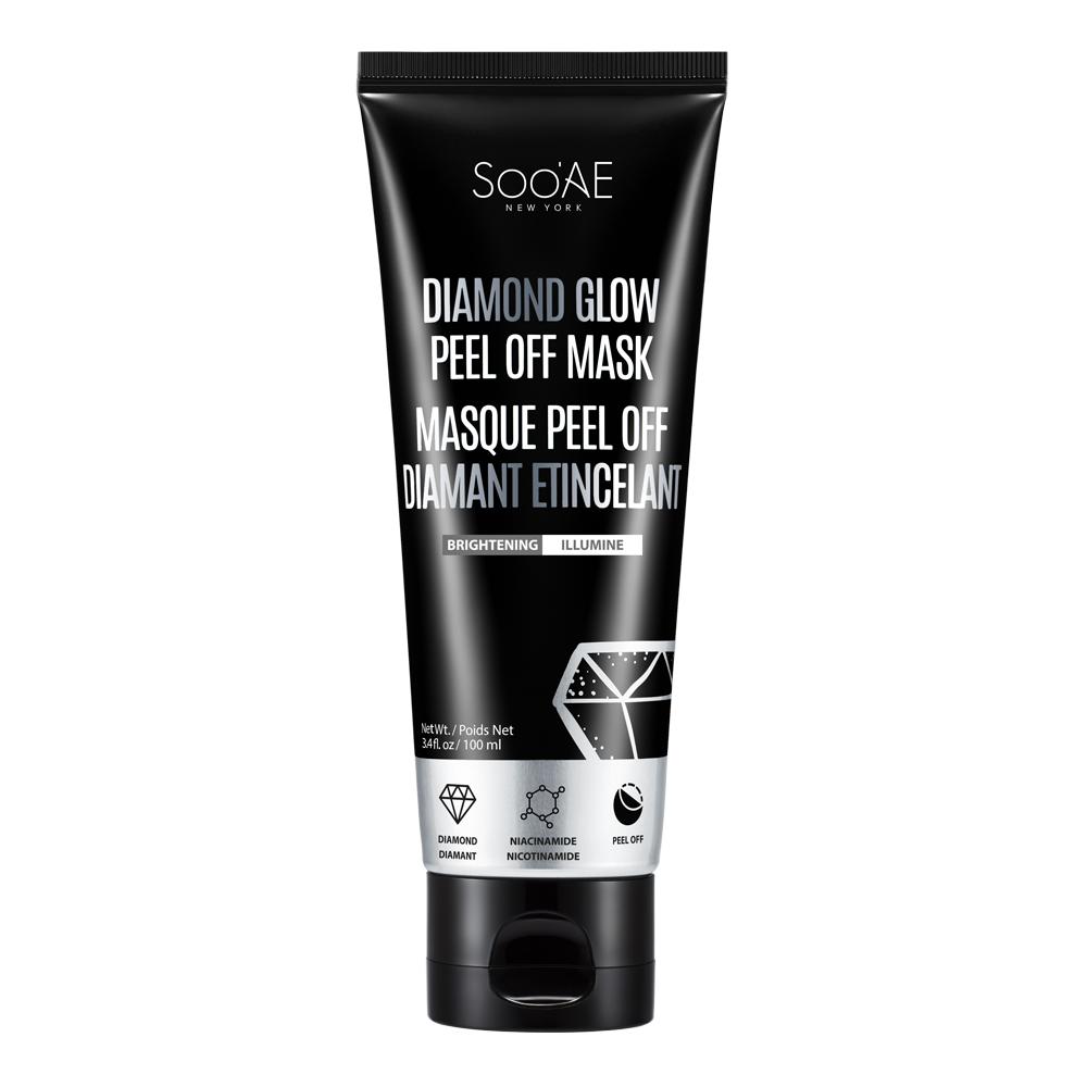 SooAE - Diamond Glow Peel Off Mask