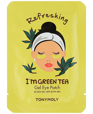TONYMOLY - I'm Green Tea Gel Eye Patch