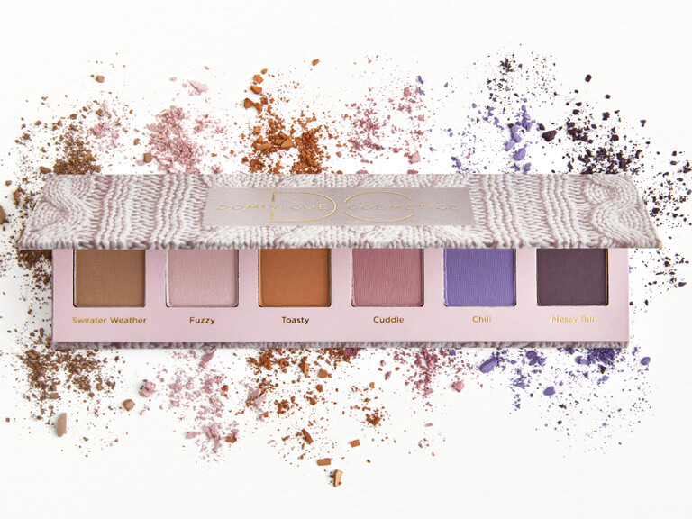 null - Sweater Weather Eyeshadow Palette