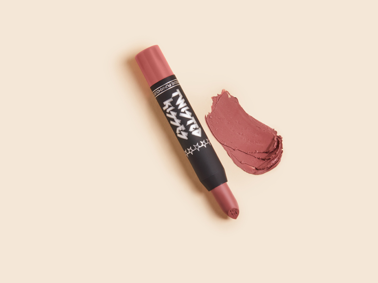 Eddie Funkhouser - Twisted Kisses Matte Lip Crayon, Kiss Me Twice