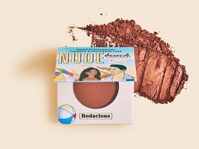 null - Nude Beach Eyeshadow in Bodacious