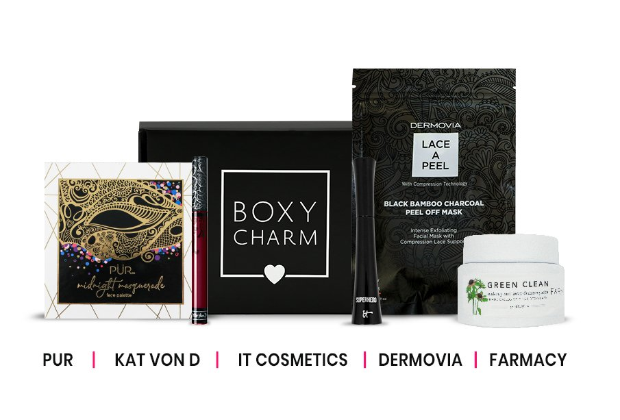BoxyCharm Makeup Box
