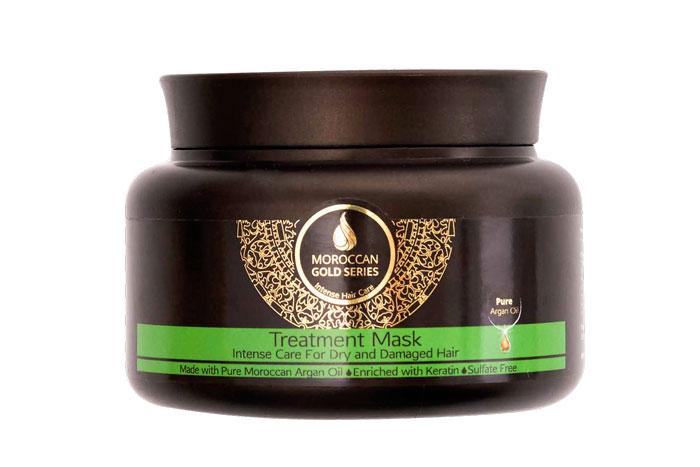 FabFitFun - Moroccan Gold Series Treatment Mask