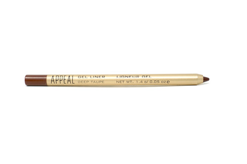 Appeal Cosmetics - Deep Taupe Gel Liner