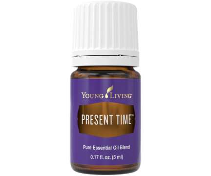 null - Present Time Essential Oil Blend