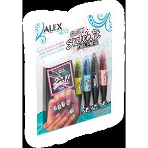 Alex Toys Alex Spa Glow Sketch It Nail Pens Reviews Supergreat